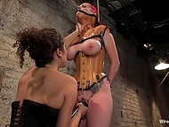 Strict lady wants sexy party tonight and the main guest will be charming redhead