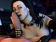 Compilation of animated videos with busty babes getting fucked by humans and aliens as well