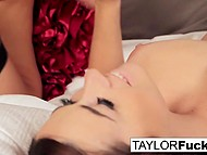 Girl loves Taylor Vixen's big boobs and delicious trimmed pussy more than anything in the world 8