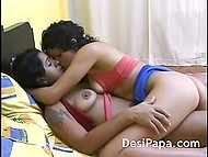 Two Indian girls have succumbed to real passion and they are kissing on amateur camera