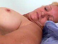 Black-skinned man impales mature Bulgarian dame's cunt with his massive fuckstick 8