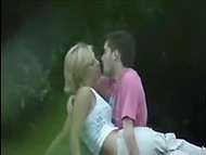 Compilation of videos by voyeurs spying on couples teasing and fucking in public places 6