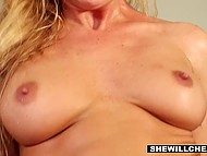 Astonishing Brandi Love wants to have sex with black man while her husband is watching this madness 11