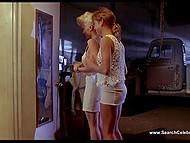 Эротические сцены из ретро фильма 'Слияние двух лун' с обворожительной Sherilyn Fenn 4