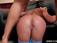 Super busty Angela White lets building inspector assfuck her and he turns a blind eye to house problems 6