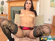 Staggering Latinas and hot MILF Liza Del Sierra with big tits make man's sexual life more interesting 3