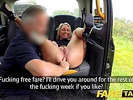 Passenger remembers that her purse is home and taxi driver gives woman free ride for sex 7