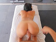 Latina liked the way man penetrated her last time and allowed guy to fuck her one more time 8