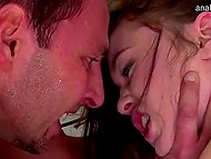Polish realtor Misha Cross makes client angry and gets punished for wasting his precious time 11