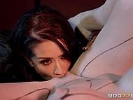 Power Banger Katrina Jade has secret relationship with robotic humanoid Jessa Rhodes 7