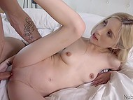 Fragile princess Piper Perri doesn't have huge melons or ass but her sissy is always ready for fuck 10