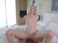 Fragile princess Piper Perri doesn't have huge melons or ass but her sissy is always ready for fuck 5