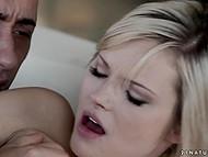 Самочка не была уверена в друге, как в любовнике, но то, что он продемонстрировал в постели, удовлетворило её 7