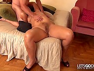 Young days of old German woman are in the past still need for hard cock will never fade away 7