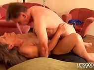 Young days of old German woman are in the past still need for hard cock will never fade away 8