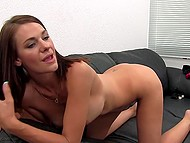 There's nothing better for girl than being fucked so she is going to pass casting and get into porn 3