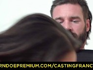 French Don Juan tricked another lecher into fucking promising her a career in porn 4
