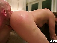 Bawdy young woman Tori Black trusts Johnny Sins with pussy and savors him working inside of her womb 10