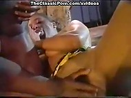 Black guy comes home after day of work and Latina cutie wants to be fucked as soon as possible 9
