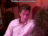 Винтажный порно детектив, где секретные агенты раскрывают дела благодаря своим сексуальным возможностям 8