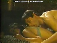 'The Erotic World of Linda Wong' vintage porn movie featuring delectable adult actresses 5