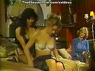 'The Erotic World of Linda Wong' vintage porn movie featuring delectable adult actresses 7