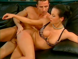 Sex at private library is the best gift for MILF so she can't hide her joy being carnal with macho