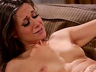 Cunnilingus and scissoring are the things that Cassidy Klein and blonde girlfriend need to satisfy pussies 7