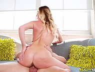 HD porn video proves that good-looking girl likes cock riding most of all in the world 11