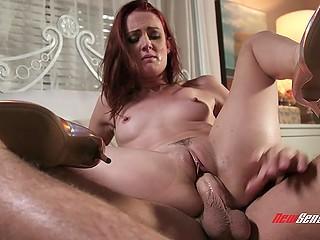 Redhead lesbiennes porno