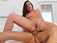 Smoking-hot girl Maddy Oreilly with awesome ass gives fucker opportunity to analyze her