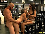 Girl with small waist adores nothing better than being roughly penetrated by winsome man Jmac