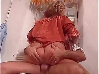 Impudent master properly penetrates Slovenian mistress with big boobs till orgasm