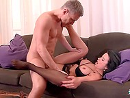 Only experienced male can bring to orgasm and give anal pleasure to woman without pain 6