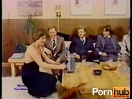 Asian whore with hairy cunt appears in the wonderful Danish vintage porn with crazy sexual games  5