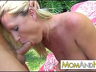 Exotic place and two horny people who are ready to make some noise while fucking 10