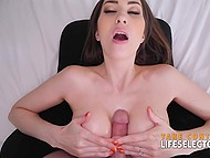 Lucky man able to give beautiful chicks with juicy breasts proper dicking they needed so much 4