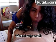 When director has such liquid arms, it would be a sin for Latina love not to be fucked by him 5