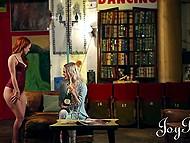 Владелец магазина нижнего белья Ella Hughes наслаждается куннилингусом от дизайнера 5