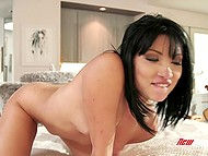 Asian hotwife Rina Ellis arranges unforgettable sex rendezvous with her new attractive inamorato 4