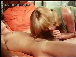 Vintage movie surprises us with fascinating and inspiring fucking scene by hot couple