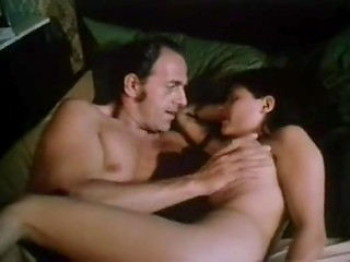 Amazingly exciting vintage video with a huge collection of group and oral sex scenes