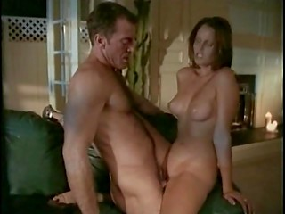 Unforgettable night filled with passion by superb busty MILF named Nikki Anderson