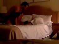 Scandalously known sex-tape of Paris Hilton has sex with her famous boyfriend Rick Salomon 9