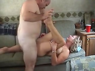 These mature swingers know how to spice up their sex lives