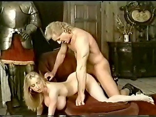 Big-bust Wendy Whoppers having an amazing sex with a real knight