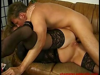 Naughty secretary satisfies her boss's every whim