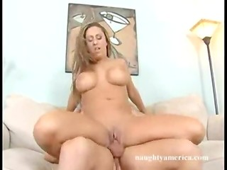 Neighbor helps Alisandra Monroe then fucks her sweet and tight pussy