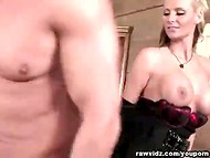 Phoenix Marie definirely adores deep anal sex and always waits for a creampie in her asshole 4
