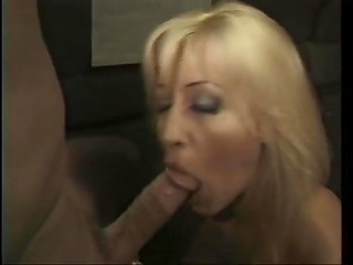Busty blonde whore Jill Kelly gets anally penetrated by her handsome sex partner